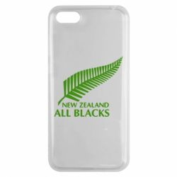 Чехол для Huawei Y5 2018 new zealand all blacks - FatLine