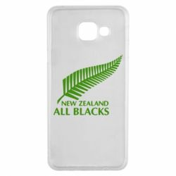 Чехол для Samsung A3 2016 new zealand all blacks - FatLine