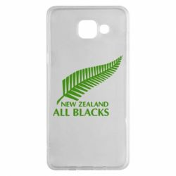 Чехол для Samsung A5 2016 new zealand all blacks - FatLine