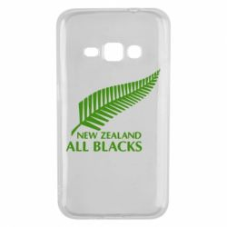 Чехол для Samsung J1 2016 new zealand all blacks - FatLine