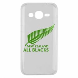 Чехол для Samsung J2 2015 new zealand all blacks - FatLine