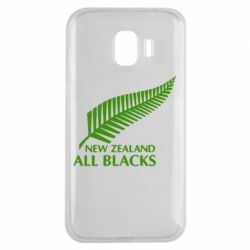 Чехол для Samsung J2 2018 new zealand all blacks - FatLine