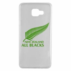 Чехол для Samsung A7 2016 new zealand all blacks - FatLine