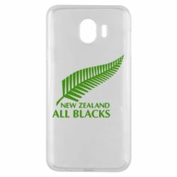 Чехол для Samsung J4 new zealand all blacks - FatLine