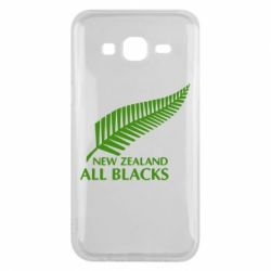Чехол для Samsung J5 2015 new zealand all blacks - FatLine
