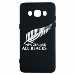 Чехол для Samsung J5 2016 new zealand all blacks - FatLine