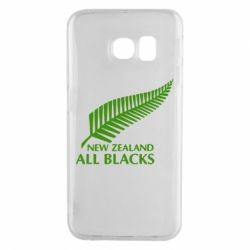 Чехол для Samsung S6 EDGE new zealand all blacks - FatLine