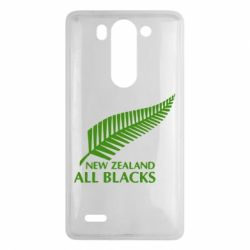 Чехол для LG G3 mini/G3s new zealand all blacks - FatLine
