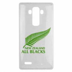 Чехол для LG G4 new zealand all blacks - FatLine