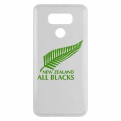 Чехол для LG G6 new zealand all blacks - FatLine