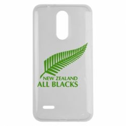 Чехол для LG K7 2017 new zealand all blacks - FatLine