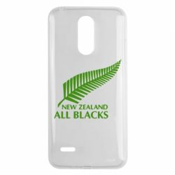 Чехол для LG K8 2017 new zealand all blacks - FatLine