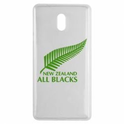 Чехол для Nokia 3 new zealand all blacks - FatLine