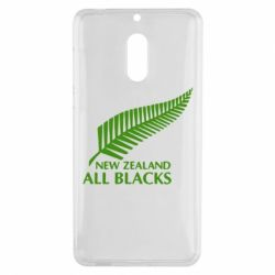 Чехол для Nokia 6 new zealand all blacks - FatLine