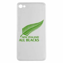 Чехол для Meizu U20 new zealand all blacks - FatLine