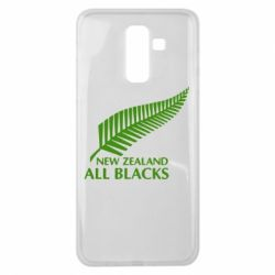 Чехол для Samsung J8 2018 new zealand all blacks - FatLine