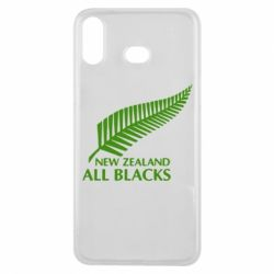 Чехол для Samsung A6s new zealand all blacks - FatLine
