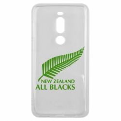 Чехол для Meizu V8 Pro new zealand all blacks - FatLine