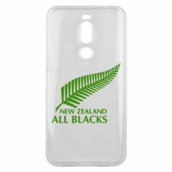 Чехол для Meizu X8 new zealand all blacks - FatLine