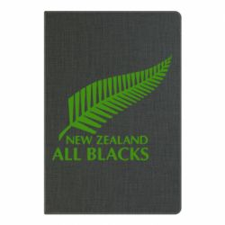 Блокнот А5 new zealand all blacks - FatLine