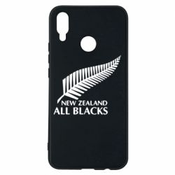 Чехол для Huawei P Smart Plus new zealand all blacks - FatLine