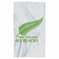 Полотенце new zealand all blacks - FatLine