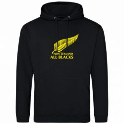 Толстовка new zealand all blacks