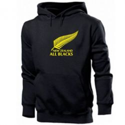 Толстовка new zealand all blacks - FatLine