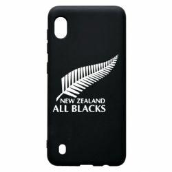 Чохол для Samsung A10 new zealand all blacks