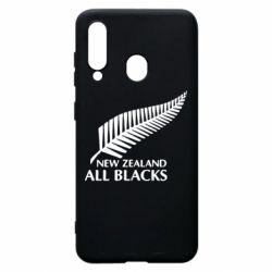 Чохол для Samsung A60 new zealand all blacks