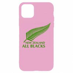 Чохол для iPhone 11 new zealand all blacks
