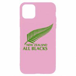 Чохол для iPhone 11 Pro new zealand all blacks