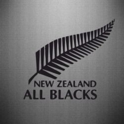 Наклейка new zealand all blacks - FatLine