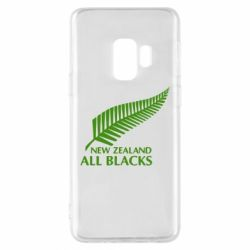 Чехол для Samsung S9 new zealand all blacks - FatLine