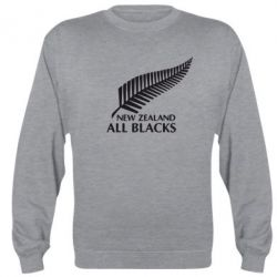 Реглан (свитшот) new zealand all blacks - FatLine