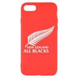 Чехол для iPhone 7 new zealand all blacks - FatLine