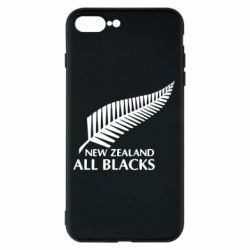 Чехол для iPhone 7 Plus new zealand all blacks - FatLine