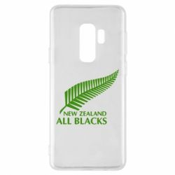 Чехол для Samsung S9+ new zealand all blacks - FatLine