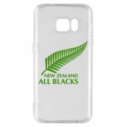 Чехол для Samsung S7 new zealand all blacks - FatLine