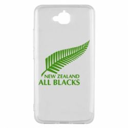 Чехол для Huawei Y6 Pro new zealand all blacks - FatLine