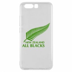 Чехол для Huawei P10 new zealand all blacks - FatLine