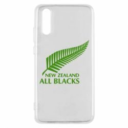 Чехол для Huawei P20 new zealand all blacks - FatLine