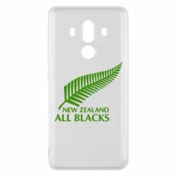 Чехол для Huawei Mate 10 Pro new zealand all blacks - FatLine
