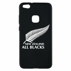 Чехол для Huawei P10 Lite new zealand all blacks - FatLine