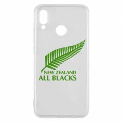 Чехол для Huawei P20 Lite new zealand all blacks - FatLine