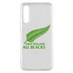 Чехол для Huawei P20 Pro new zealand all blacks - FatLine