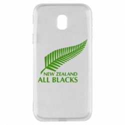 Чехол для Samsung J3 2017 new zealand all blacks - FatLine