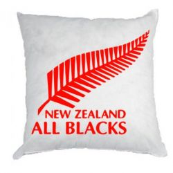 Подушка new zealand all blacks
