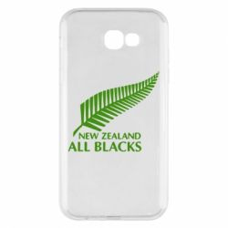 Чехол для Samsung A7 2017 new zealand all blacks - FatLine