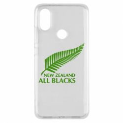 Чехол для Xiaomi Mi A2 new zealand all blacks - FatLine